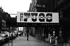 FUGS sign by Bob Simmons-The Fugs