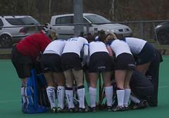 Investec Premier Women's Hockey League - Slough v Clifton  - 18 Feb 2012