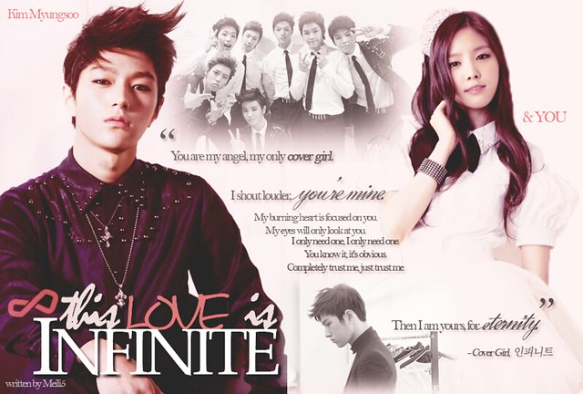 This Love is Infinite - comedy infinite myungsoo romance - main story image