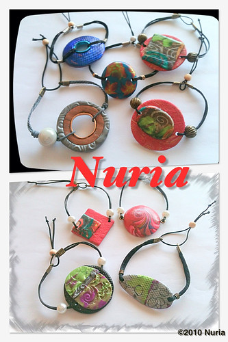 Unas pulseras by nurieta2010