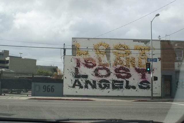 Lost Island Los Angeles
