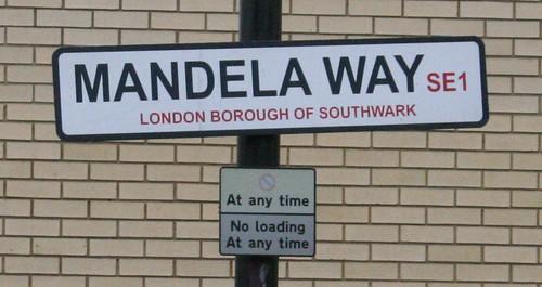 Mandela Way