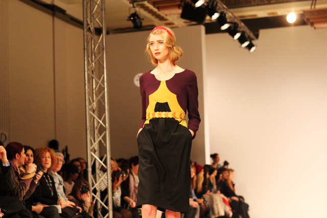 spijkers en spijkers aw12 london fashion week