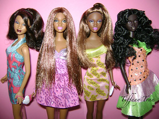 Grace's Sweet Sixteen S.I.S. Dolls