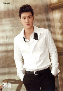 Happy Birthday to Choi SiWon