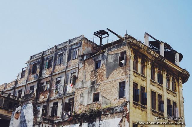 Old Havana Cuba Street Scene 7