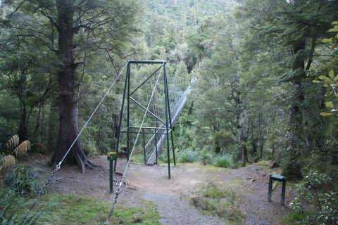 Swingbridge