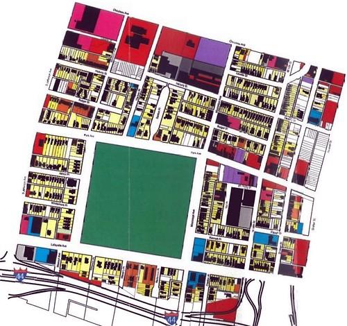 Lafayette Square neighborhood plan - St. Louis