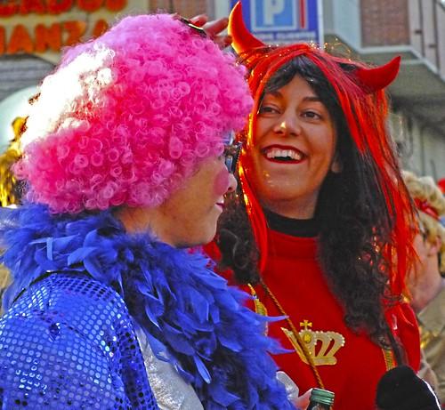 La Bañeza, carnaval 2012