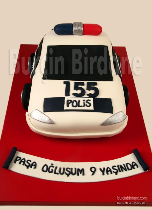 Polis Arabasi Pasta