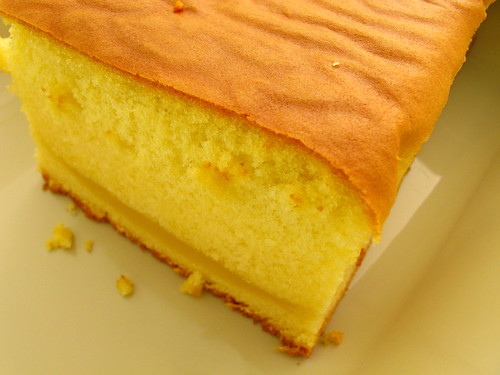 Castella (Kasutera)cake长崎蛋糕(カステラ)