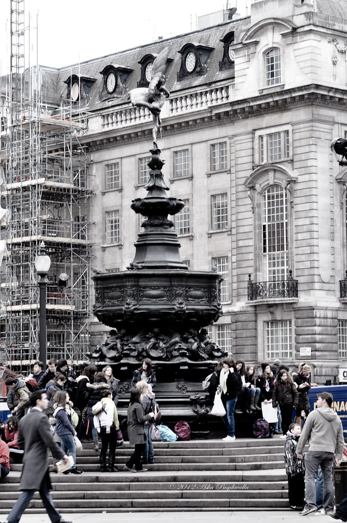 Piccadally square