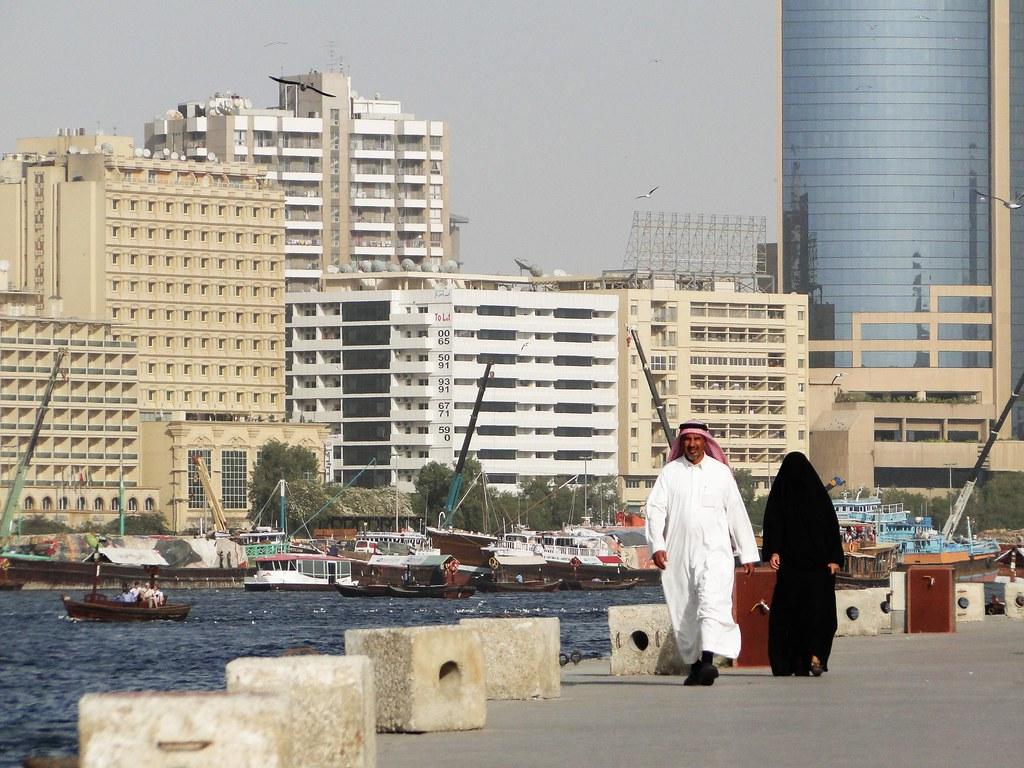 الامارات العربية المتحدة  -  Emirates - Emirados Árabes Unidos - Oriente Médio -Dubai by Augusto Janiski Junior