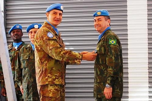 Sertijab Komandan MTF  3