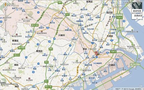 Googleマップ   Flickr - Photo Sharing!