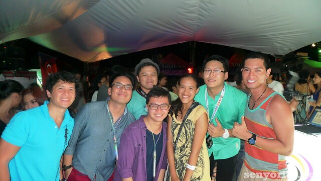 Bloggers in Boracay