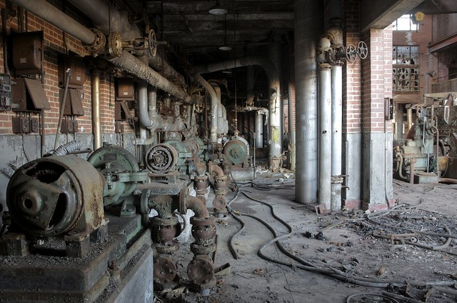 Western Coal Power Plant