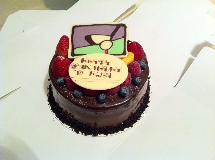 Dad's cake