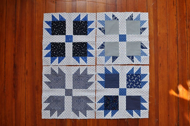 Two's Company Quilt Bee: Me!
