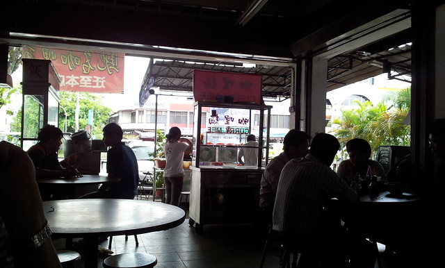 Tai Lok Mee/KL-Style Hokkien Mee At Dato Keramat Road