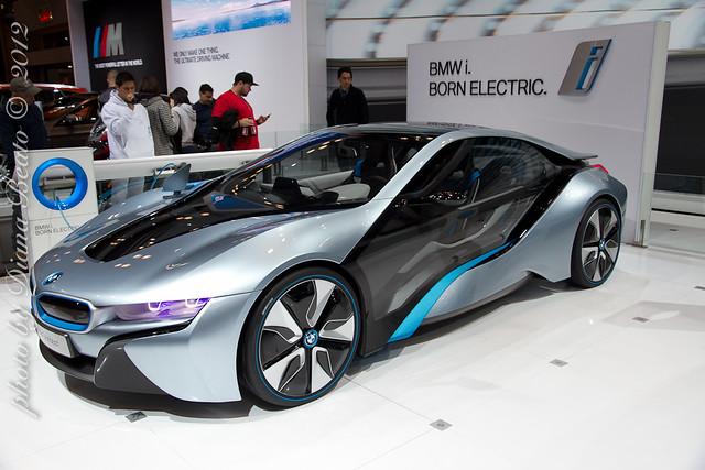 Bmw Electric Sports Car Price