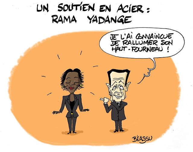 humour+rama+yade+sarko