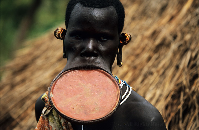 Surma - Tribes of the World
