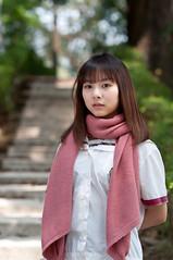 [フリー画像素材] 人物, 女性 - アジア, 学生, 台湾人 ID:201303190800
