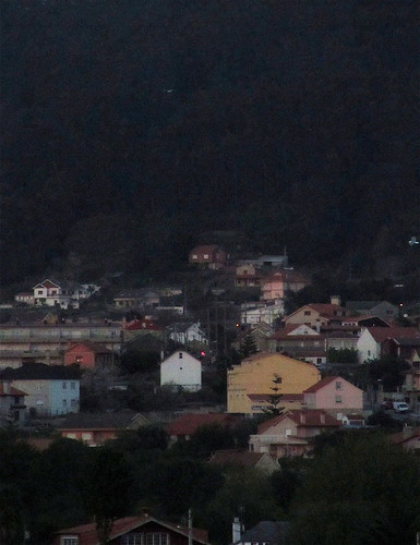 Casas en la ladera 2 by JoseAngelGarciaLanda