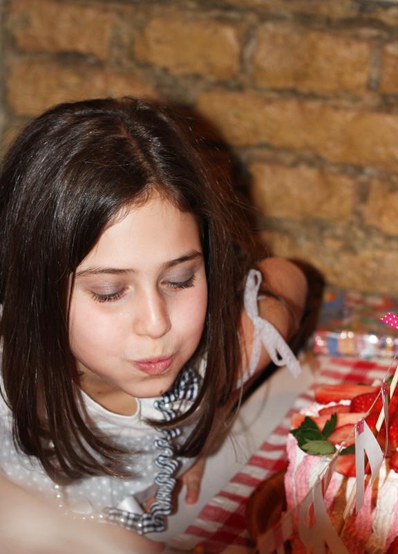 Marta 11 BD party