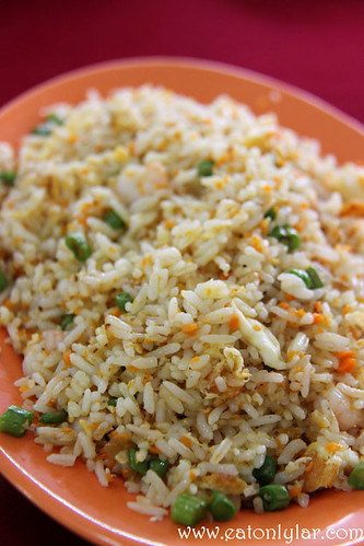 Fried Rice, Restoran Fatty Crab