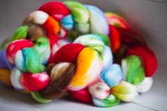 'choco rainbow' MCN fiber