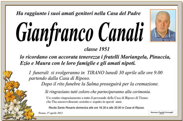 Canali Gianfranco