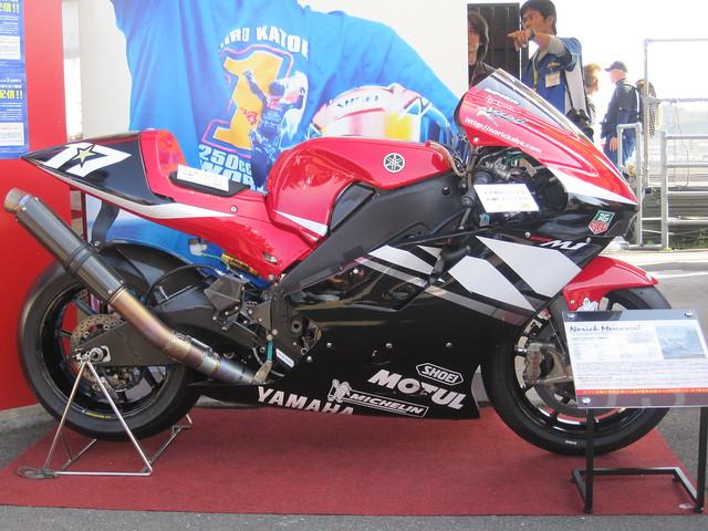 2003 YAMAHA YZR-M1 (OWN3) Norick Abe