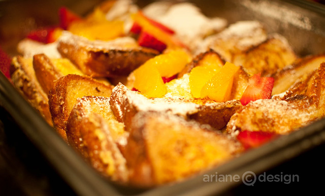 Cinnamon and Orange French Toast