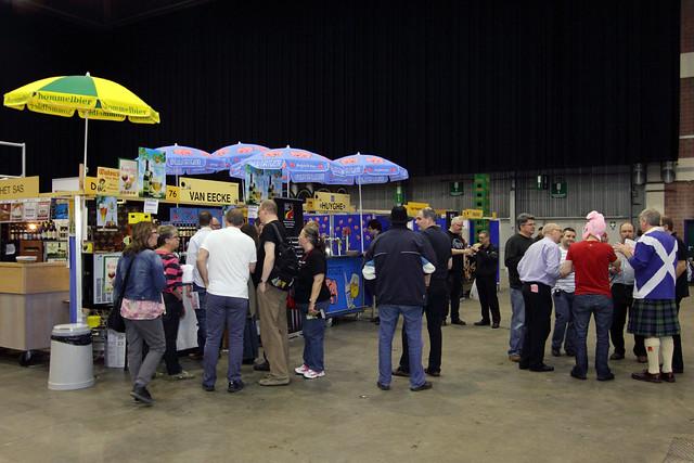 Opening Zythos bierfestival - 28 april 2012