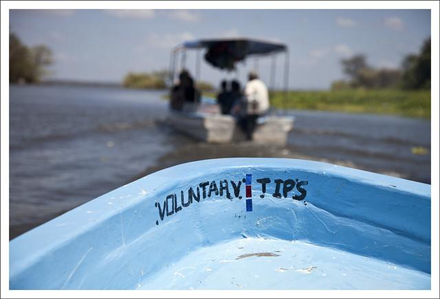 Boating On Lake Nicaragua 1