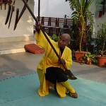 Shifu Kanishka First Shaolin Kung Fu Warrior Monk