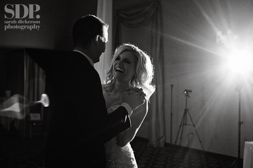Ritz Charles Overland Park wedding reception