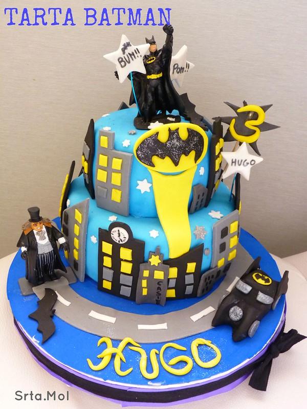 1 Batman cake
