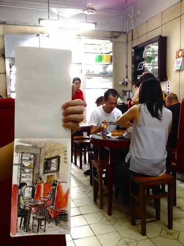A Sixty-Year-Old Hong Kong Style Cafe 海安咖啡