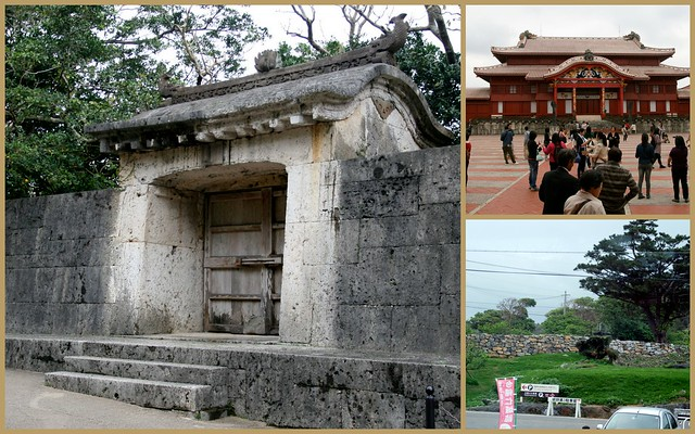 Okinawa Heritage Sites