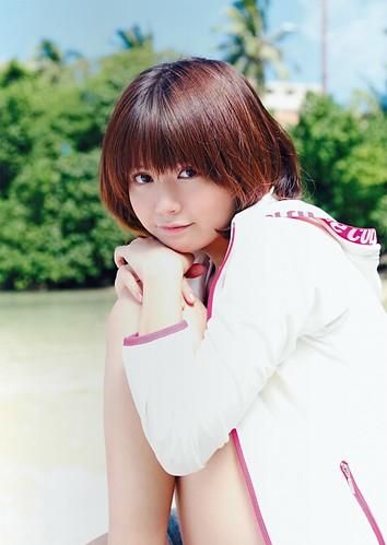 120324(3) - 女性聲優「竹達彩奈」的寫真集處女書《AYANA》泳裝其實是她自己的私有服! (4/5)