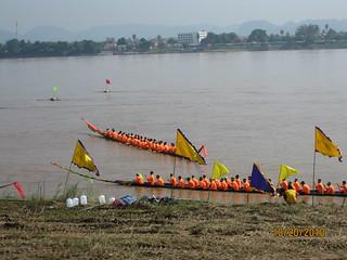 Nakhon Panom Long boats