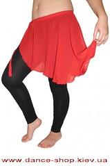 Сшить тренировочную юбку для танцев