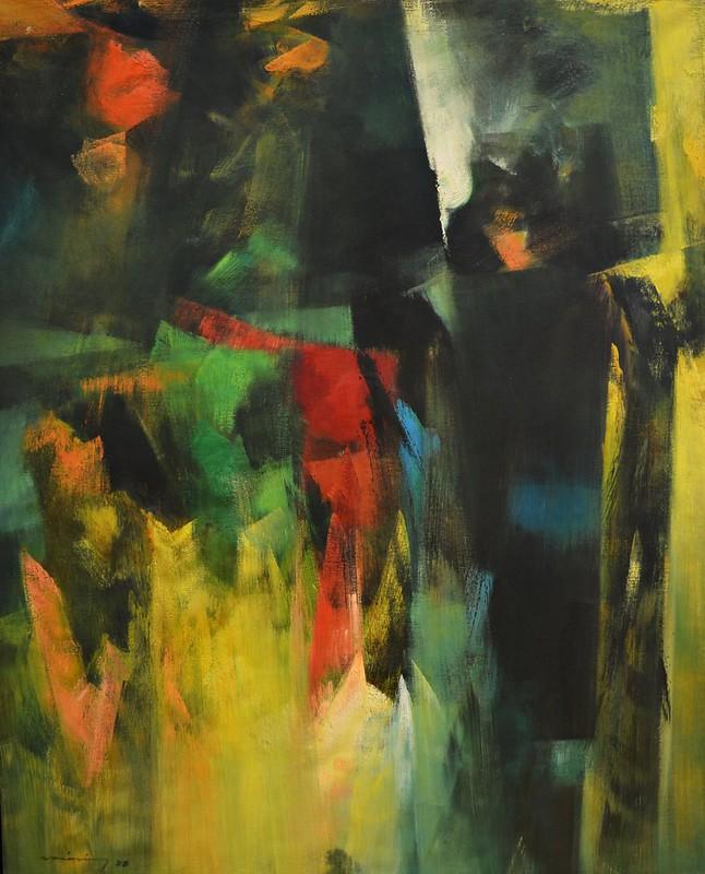 Alberto Dávila: Otoño 1973