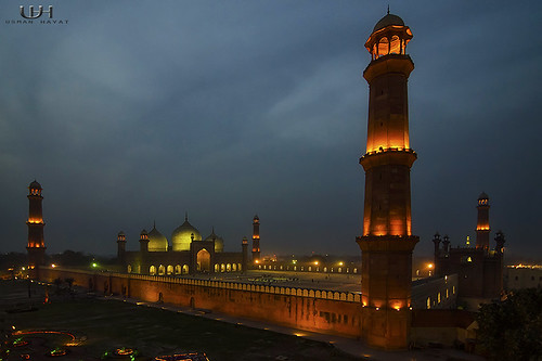 pakistan sunset nikon wide mosque tokina lahore hayat islamabad usman badshahi 1116 d7000 uhayat