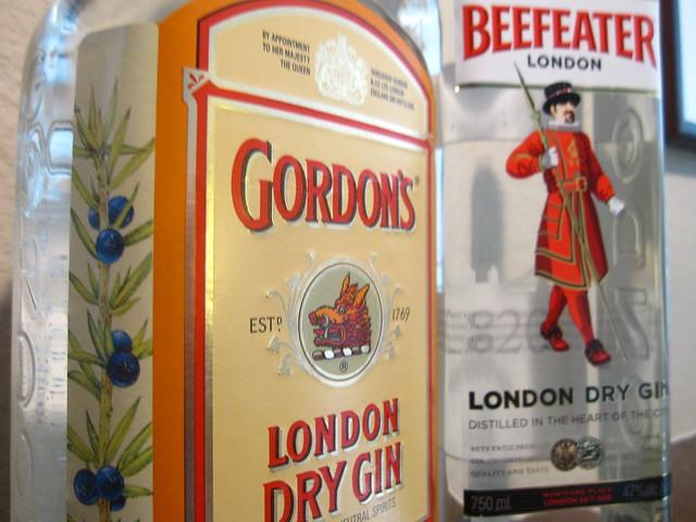 Gordon's vs. Beefeater