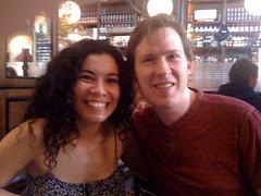 Amelia and David Blevins