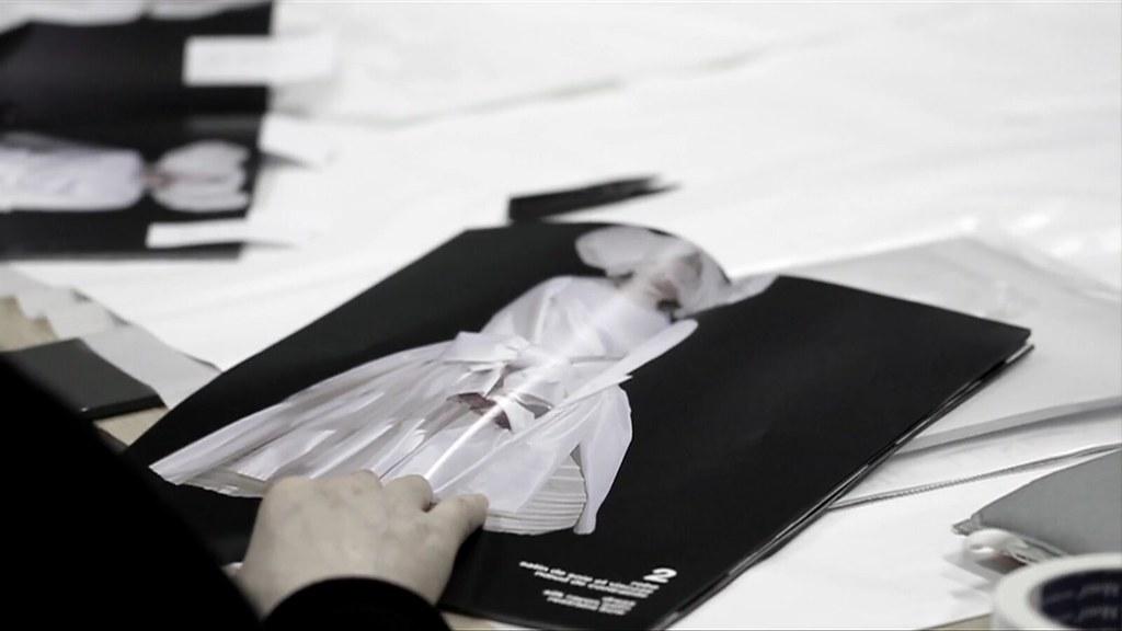 COMME des GARÇONS White Drama 2012 | Teaser